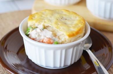 Turkey Pot Pie - ADA's 5 best thanksgiving recipes